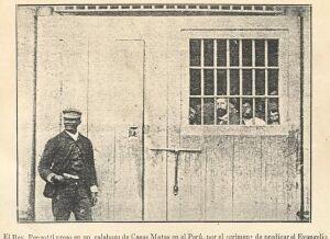 Penzotti in Jail